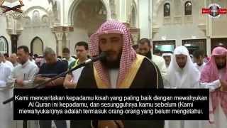 Surah Yusuf (1-38) Ali Solah Umar dengan Terjemahan Bahasa Indonesia