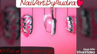 Holosexual Drag Marble Nail Decals Video Tutorial