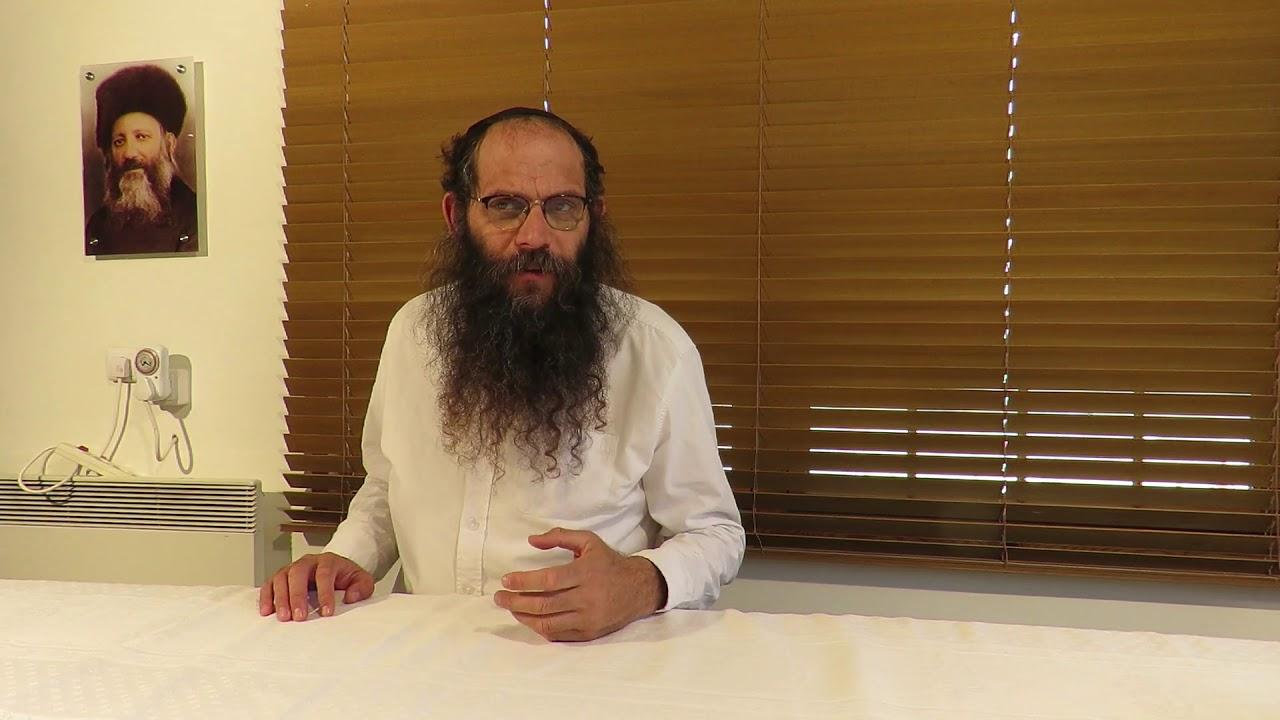 הרב נתן אופנר   קריאה עמוקה בסיפור מהמגיד מקוז'ניץ לפסח (ב)