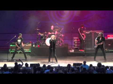 "Collective Soul ""Gel"" Live In Sioux Falls SD 8 - 2-2014"