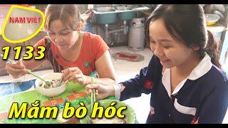 Nấu bún nước lèo từ mắm bò hóc ( Cô Út Trà Vinh) - Nam Việt 1133