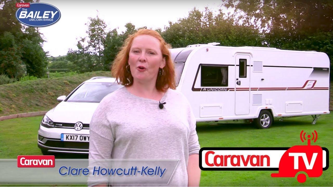The Bailey Unicorn Range 2018 - Caravan Magazine