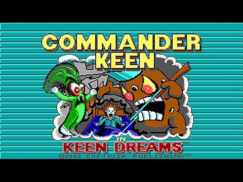 LGR - Commander Keen Dreams - DOS PC Game Review