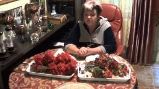 """Чем Полезна Калина. """"  Калина- и ягода и лекарство"""" . уроки садоводства. рубрика """" усадьба для души"""""""
