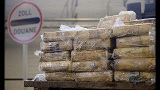 Hamburger Hafen: Zoll präsentiert Kokain-Rekordfund aus Südamerika