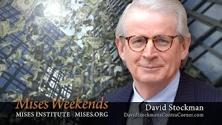David Stockman: Against Crony Capitalism, Part 1