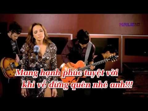 [Karaoke HD] XUÂN YÊU THƯƠNG - THANH HÀ