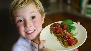 Pumpkin Pancakes W/ Chef Jacob