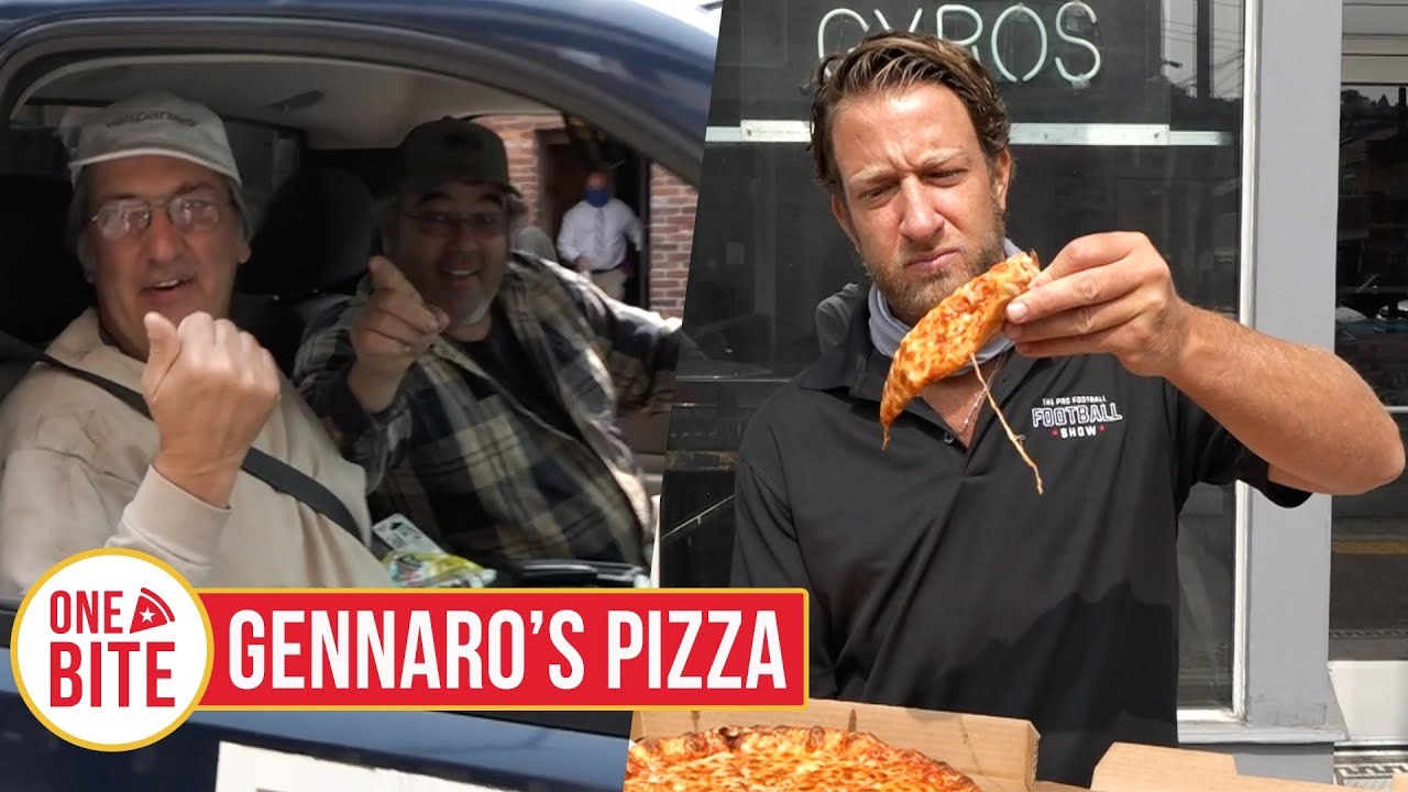 Barstool Pizza Review - Gennaro's Pizza (Pittsburgh, PA) presented by Mugsy Jeans