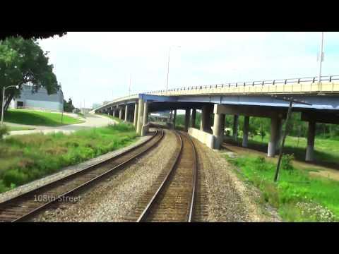 Open Platform Ride Pt. 3 - Milwaukee to Pewaukee Lake