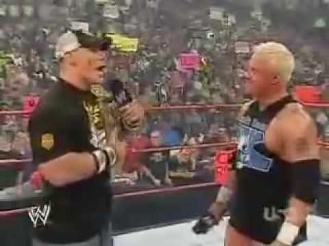 John Cena funny Diss against Mr.Kennedy