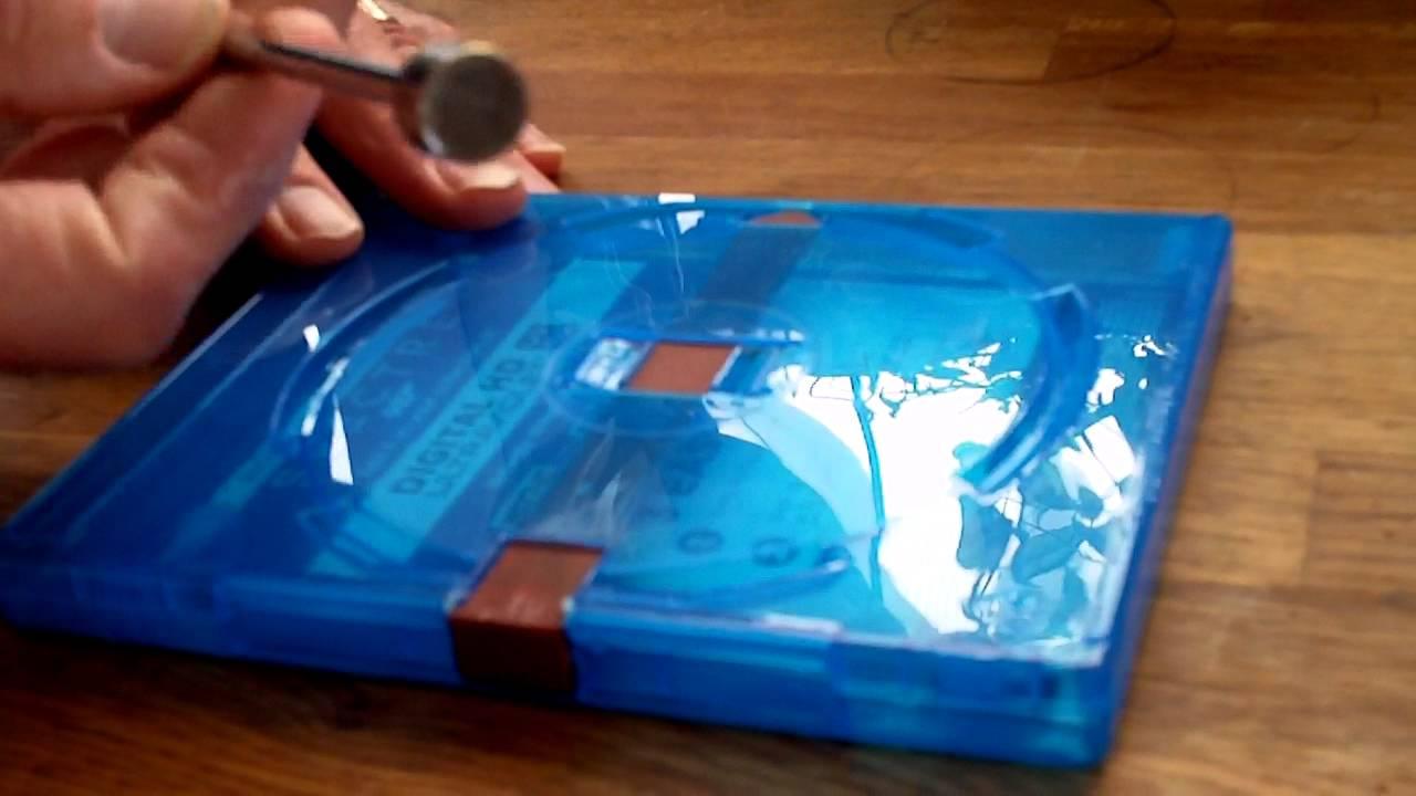unlock dvd cases youtube