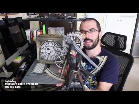 UNBOXING Asassin's Creed Syndicate Big Ben Collector's Case | Jota Delgado
