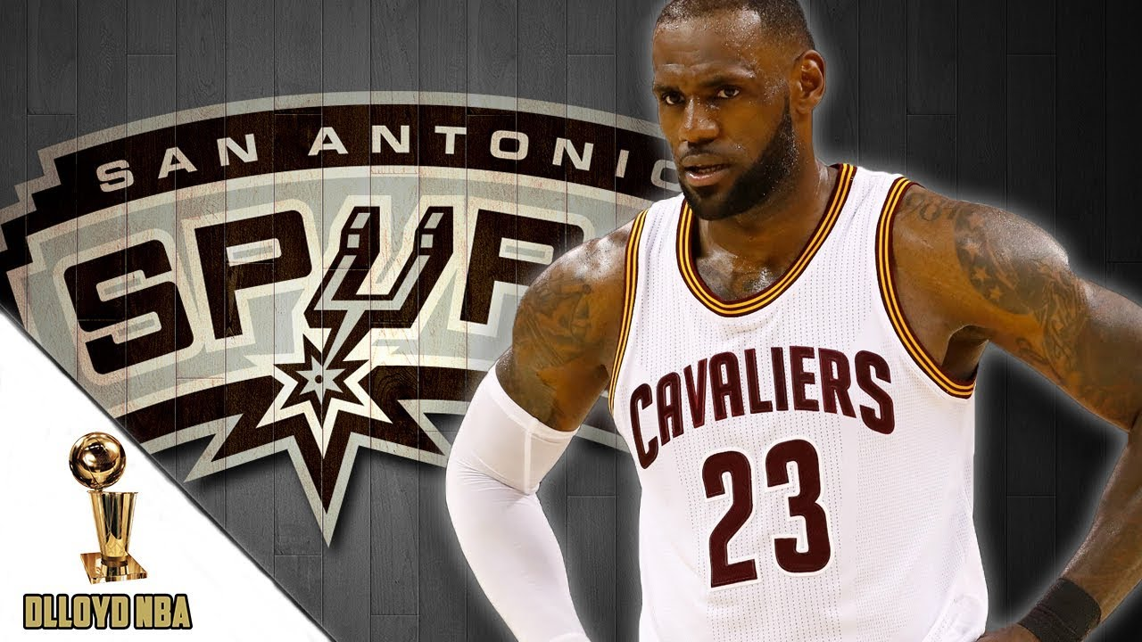 f373154bce39 Chris Broussard Says LeBron James Could Sign With San Antonio Spurs or LA  Lakers!!!