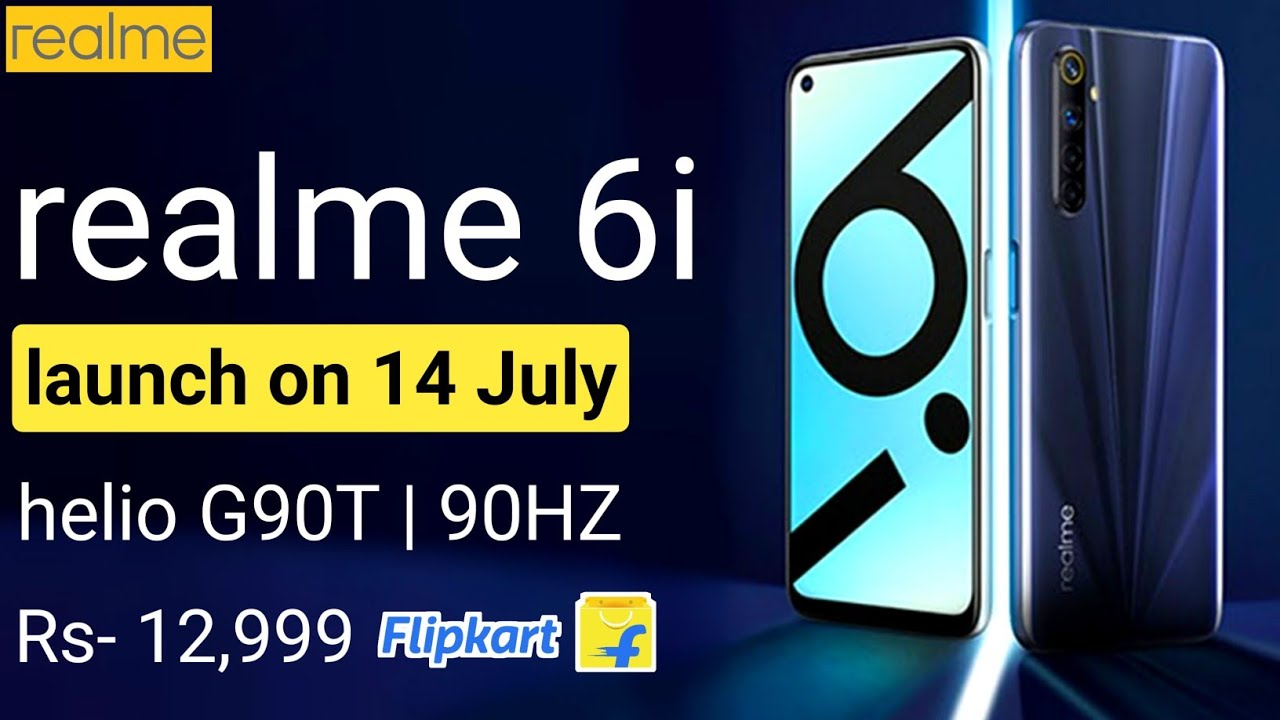 Realme 6i (realme 6s) launching on 14 July in india full details about it 🔥🔥