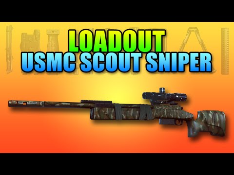 loadout---m40a5-usmc-scout-sniper-|-battlefield-4-bolt-action-gameplay