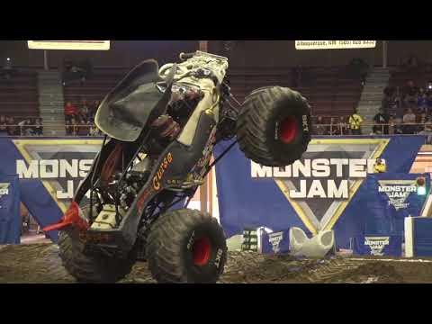 Monster Jam 2018 Albuquerque - Triple Threat Series West Highlights