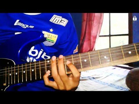Tutorial Melodi Intro dan Tengah Salam Rindu - Tipe-X