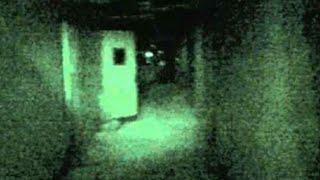 Demonic Growl Caught Inside Haunted Insane Asylum