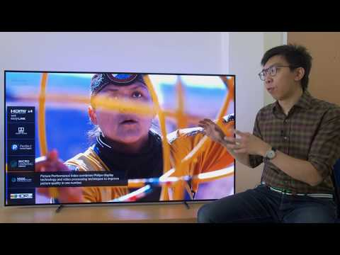 Philips 804 OLED TV Review
