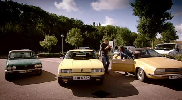 top gear staffel 1