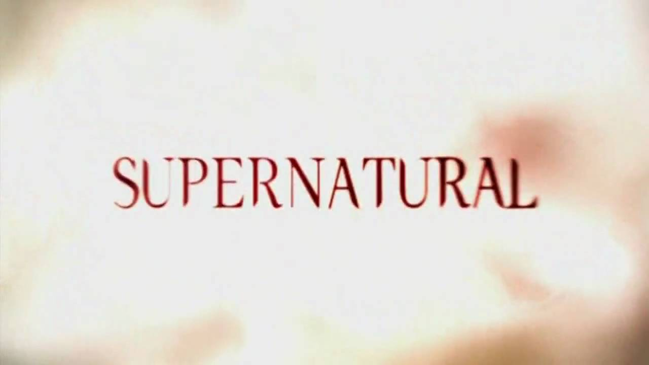 Supernatural season five official opening hd youtube - Supernatural season 8 title card ...