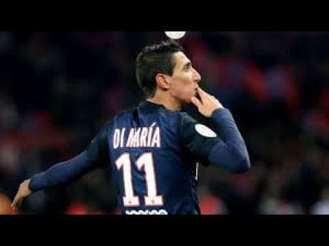 Ángel Di María - Dribbling ● Skills ● Goals 2014/2015 | Welcome to PSG