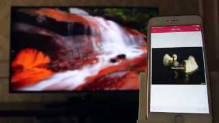 TV Assist - play photos, videos and music to Smart TV
