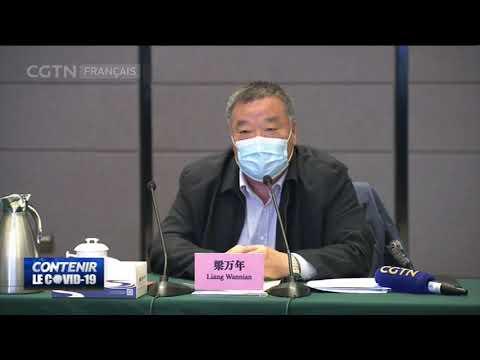 Pandémie de coronavirus: vidéoconférence de l'OMS avec des ministres de la santé