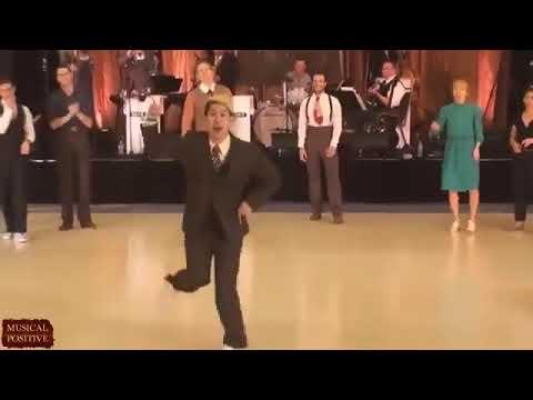 Танцы 80х