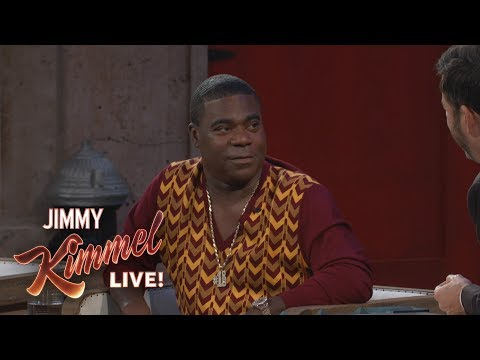 Download Youtube: Tracy Morgan Reveals Who He Wants to Work with Most