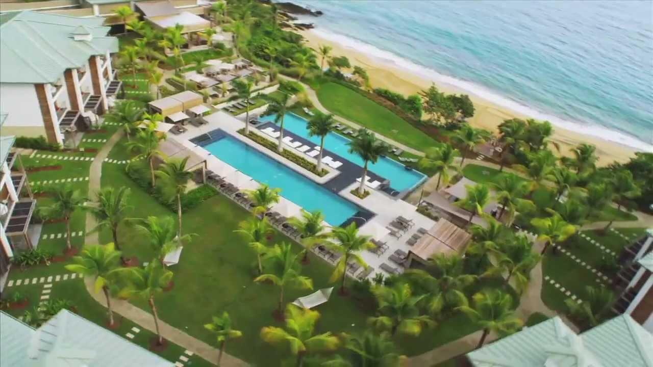 W Retreat Spa Vieques Island Video Youtube