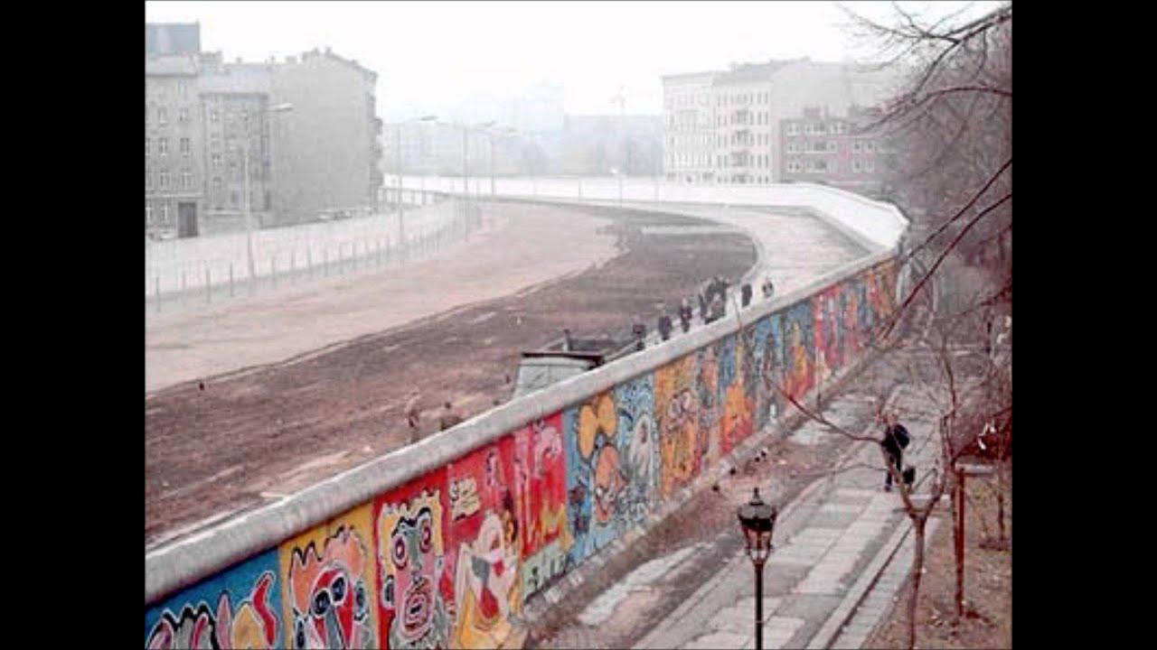 Berliner Mauer Baubeginn