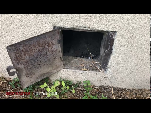 Stucco Chimney Issues | Sootmaster Fireplace & Chimney Sweep