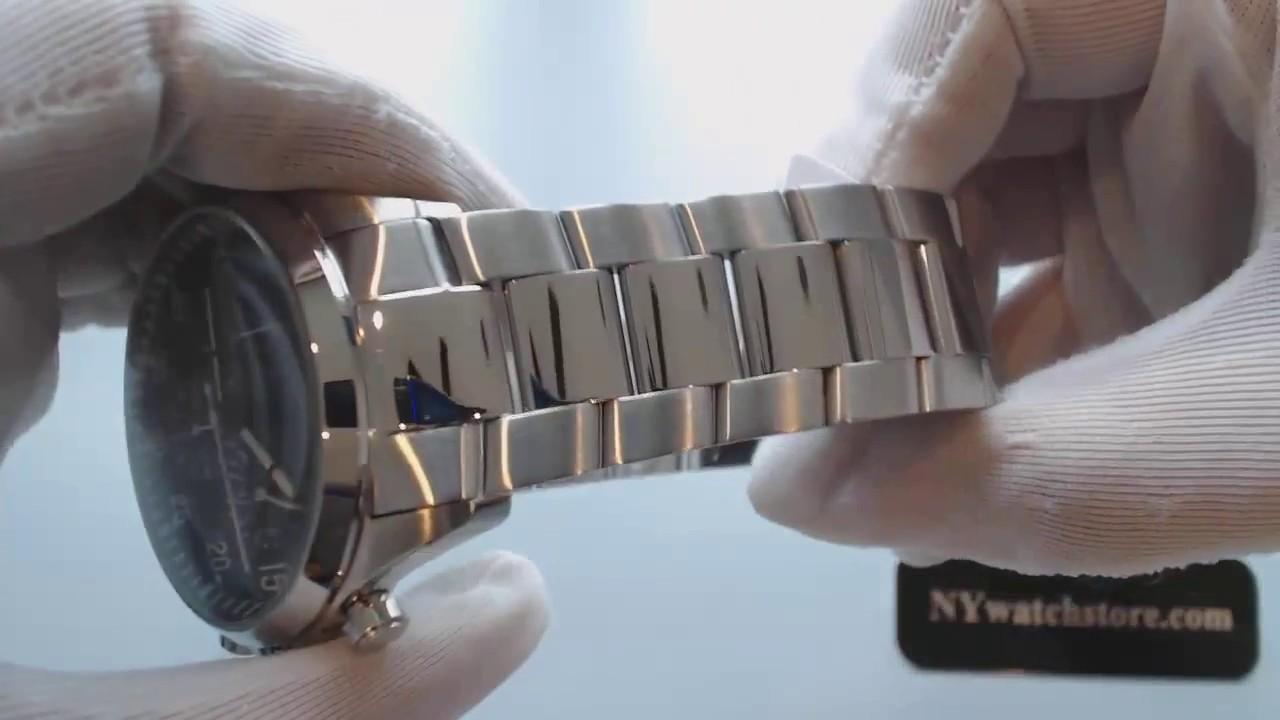 f516609ebd51 Men s Michael Kors Gage Chronograph Stainless Steel Watch MK8413 ...