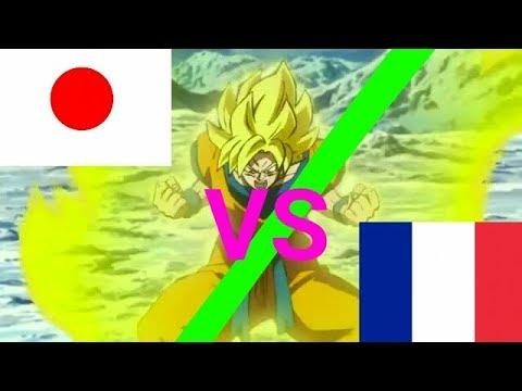 Download GOKU VS BROLY || COMPARAISON VF/VO || [Dbs Broly Movie]