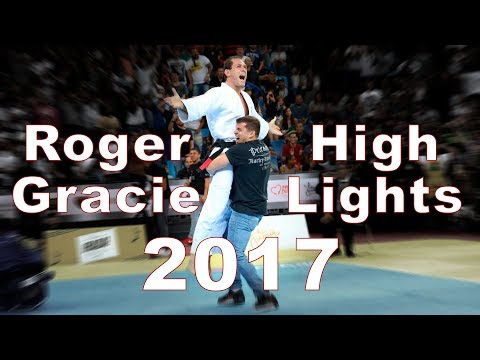 ROGER GRACIE HIGHLIGHTS - THE REAL GOAT?