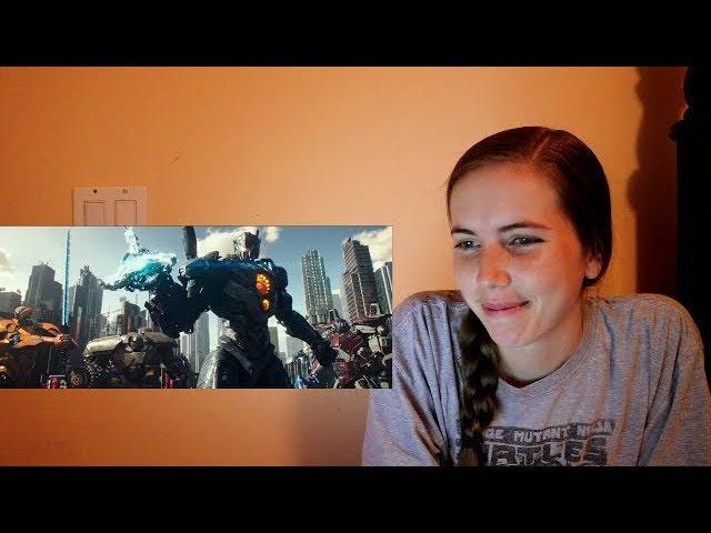 Pacific Rim: Uprising Trailer #1 Reaction