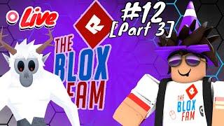 Channel Update | Speed Run 4 🔴 ROBLOX | Tio BloxFam [ LIVE #12 Part 3 ]
