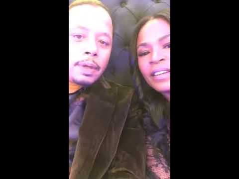 who is dating terrence howard