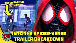 Spider-Man: Into The Spider-Verse Trailer Breakdown | Explained in Hindi