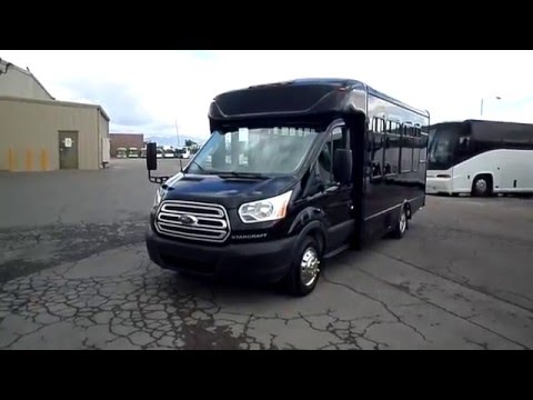 New Bus For Sale - New 2016 Starcraft Starlite Executive Shuttle Bus S54756
