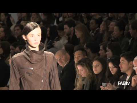 Yigal Azrouel Fall Fashion Week 2010:What's Fab First Look