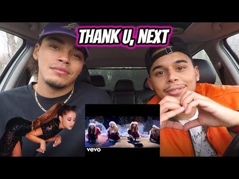 Ariana Grande - thank u next   BREAKDOWN REVIEW REACTION
