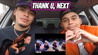 Ariana Grande - thank u, next (MUSIC VIDEO) BREAKDOWN REVIEW REACTION