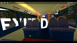 Roblox Selkent London Bus Ride - 96 vers Woolwich (17843, LX03WTG)