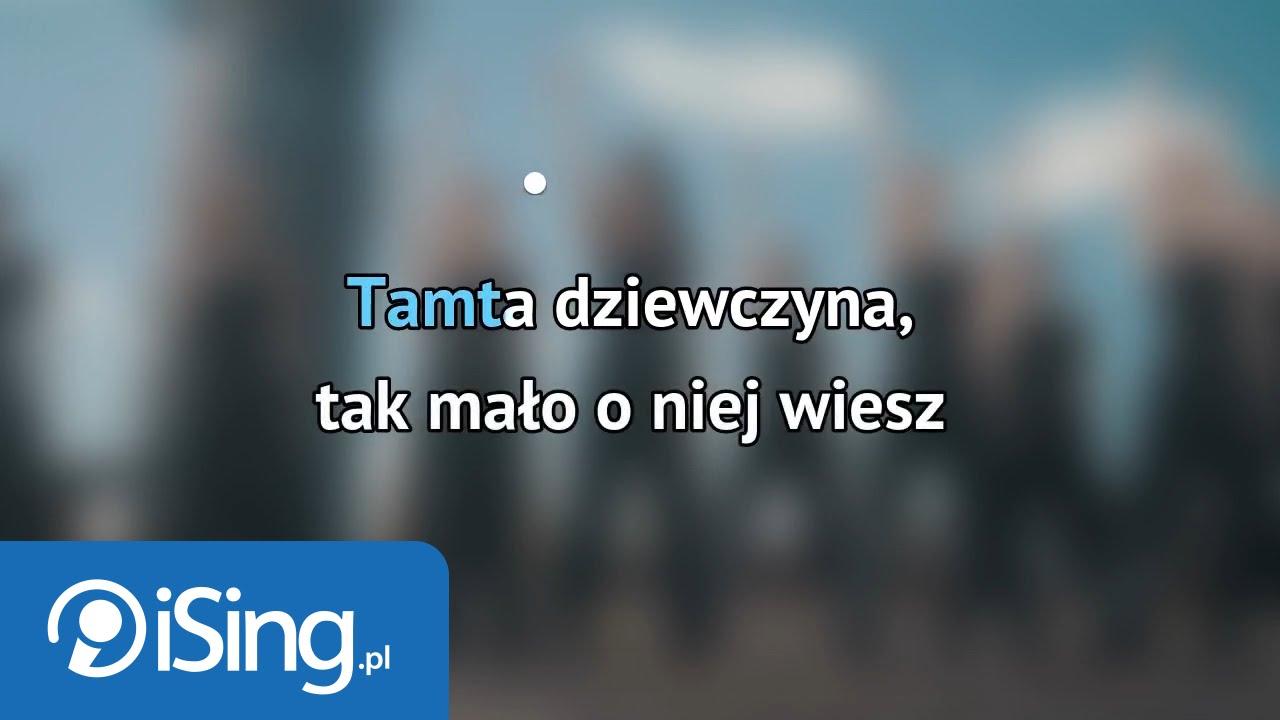 Sylwia Grzeszczak Tamta Dziewczyna Tekst Karaoke Ising Youtube
