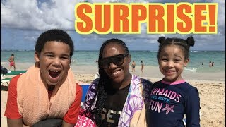 Surprised My Family With Dream Vacation!