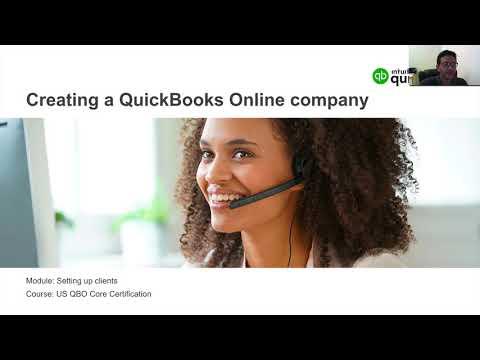QuickBooks Online ProAdvisor Certification Exam Prep (2018), Part 1 Of 2