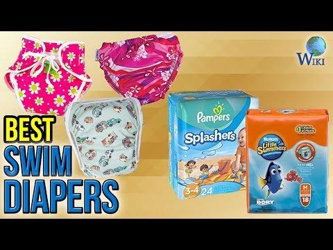 10 Best Swim Diapers 2017